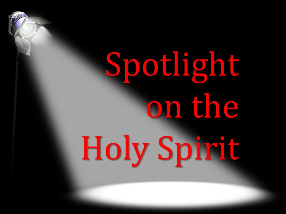 Romans 12:6-8 – The Holy Spirit Gives Gifts
